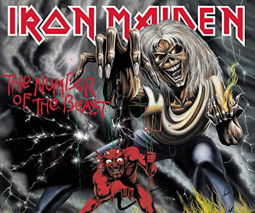 Iron Maiden - Run To The Hills - The Number Of The Beast EP - Zortam Music