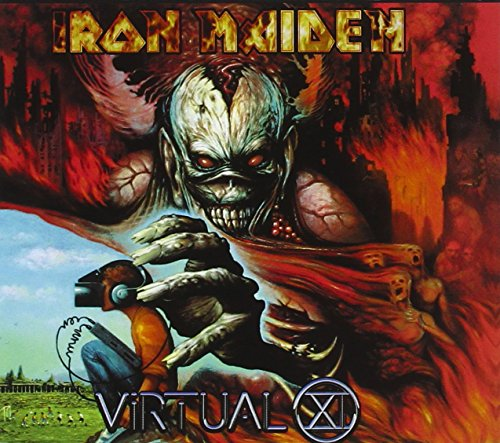 Iron Maiden - Virtual Xi - Zortam Music