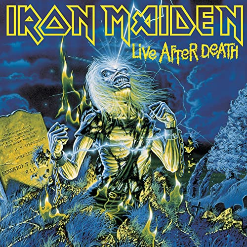 Iron Maiden - Live After Death (Live) - Zortam Music