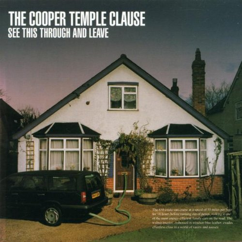 The Cooper Temple Clause - See This Through And Leave - Zortam Music