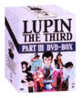 LUPIN THE THIRD PART3 DVD-BOX