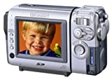 "Sharp VLNZ100U MiniDV Compact Digital Viewcam w/3"" Color LCD, MMC/SD Memory Card Slot & USB Interface"