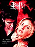 Buffy the Vampire Slayer - The Complete Second Season - movie DVD cover picture