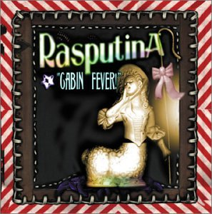 "Album cover for ""cabin fever"""