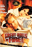 Great Balls of Fire! - movie DVD cover picture