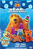 Bear in the Big Blue House - Tidy Time With Bear - movie DVD cover picture