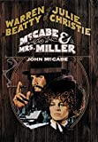 McCabe & Mrs. Miller - movie DVD cover picture