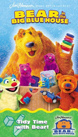 video online store actors actresses t thigpen lynne - Bear Inthe Big Blue House A Berry Bear Christmas