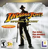 Indiana Jones and the Infernal Machine (Jewel Case)