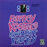 Copertina di Barney Kessel's Swingin' Party at Contemporary