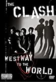 The Clash - Westway to the World - movie DVD cover picture