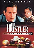 The Hustler - movie DVD cover picture