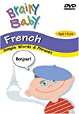 Brainy Baby - French - movie DVD cover picture