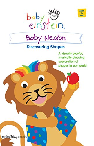 Baby Einstein: Baby Newton Discovering Shapes (All About Shapes) (2001)  DVD;