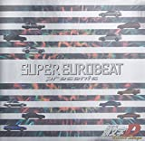 Album cover for Super EuroBeat presents Initial D Battle Stage