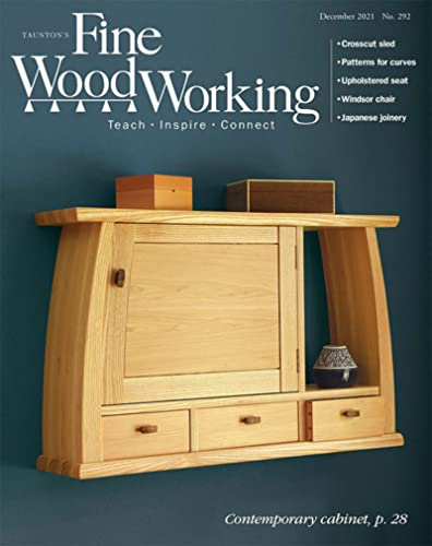 Taunton's fine woodworking.
