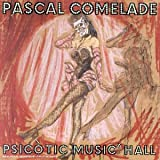 Copertina di album per Psicotic music'hall
