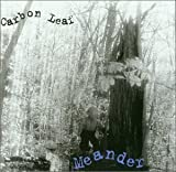 Album cover for Meander