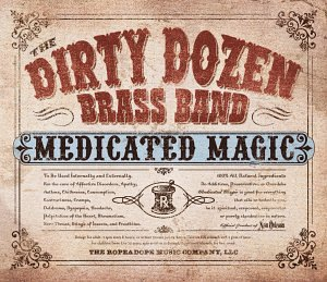 Copertina di album per Medicated Magic