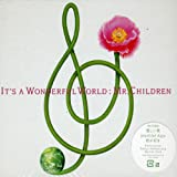 Album cover for IT'S A WONDERFUL WORLD