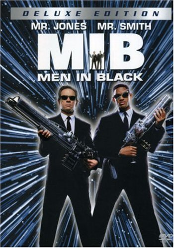 Men in Black cover