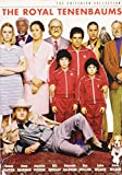 The Royal Tenenbaums (The Criterion Collection) - movie DVD cover picture