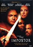 Impostor (Director's Cut) - movie DVD cover picture