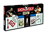Elvis Presley 25th Anniversary Collector's Edition of the Monopoly Game