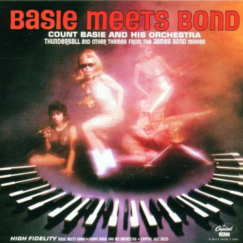 Count Basie: Basie Meets Bond