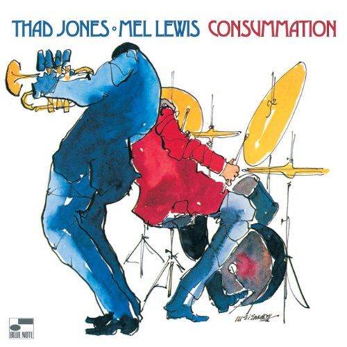 Thad Jones-Mel Lewis: Consummation