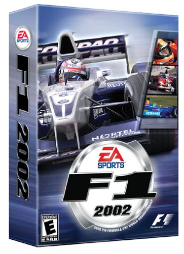 F1 2002 by EA Sports