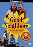 Good Neighbors - The Complete Final Season / Royal Command Performance - movie DVD cover picture