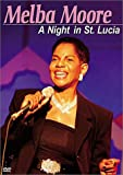 Melba Moore - A Night in St. Lucia - movie DVD cover picture