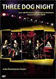 Three Dog Night - Live with the Tennessee Symphony Orchestra - movie DVD cover picture