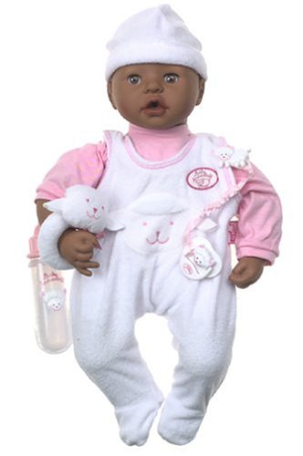 baby annabell interactive doll instructions