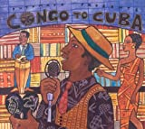 Album cover for Congo to Cuba