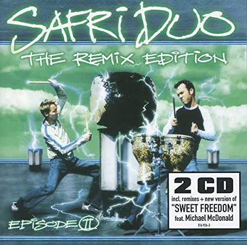 Safri Duo - Episode II: Remix Edition (Bonus CD) - Zortam Music