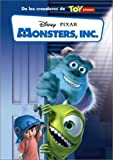 Monstruos, Inc. (Monsters, Inc. - Spanish Edition) - movie DVD cover picture