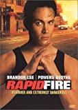 Rapid Fire - movie DVD cover picture