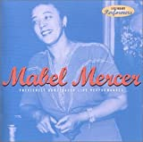 Cover de Legendary Performers - Mabel Mercer