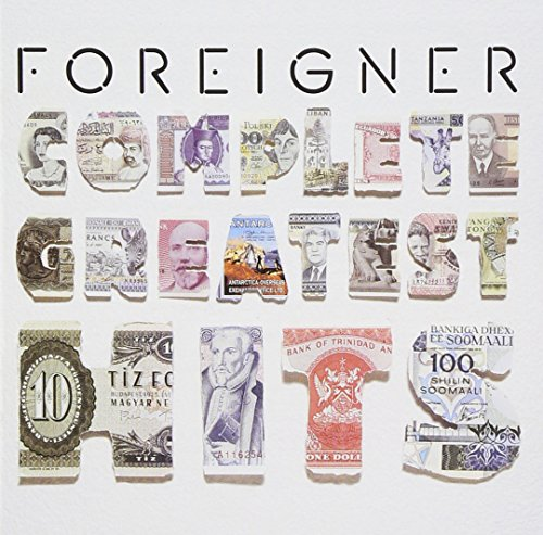 Foreigner - Complete Greatest Hits - Zortam Music