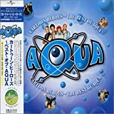 album art to Cartoon Heroes: The Best of Aqua