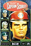Captain Scarlet - movie DVD cover picture