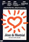 Jesus of Montreal (French language only) (Import) - movie DVD cover picture