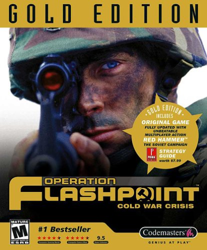 Download Operation Flashpoint - Gold Edition  Baixar Jogo Completo Full