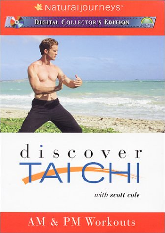 Scott Cole's Discover Tai Chi - AM & PM Workouts
