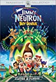 Jimmy Neutron - Boy Genius - movie DVD cover picture