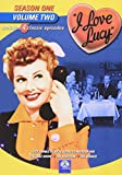 I Love Lucy - Season One (Vol. 2) - movie DVD cover picture