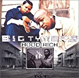 Album cover for Hood Rich
