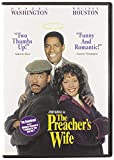 The Preacher's Wife - movie DVD cover picture